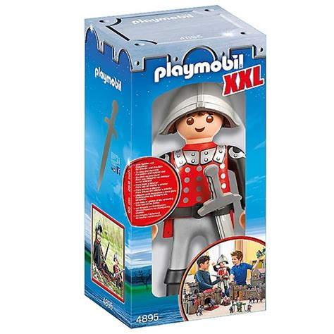 4895 Figurine XXL Chevalier   Playmobil Playmobil : King