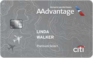 aadvantage business credit card 6 things to about citi aadvantage platinum select
