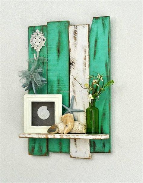 Recycled Crafts For Home Decor Recycled Pallet Wood Decor Crafts Upcycle