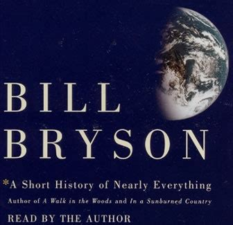A History Of Nearly Everything By Bill Bryson Ebook pin by on books