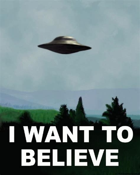 I Want To Believe wahntraum i want to believe