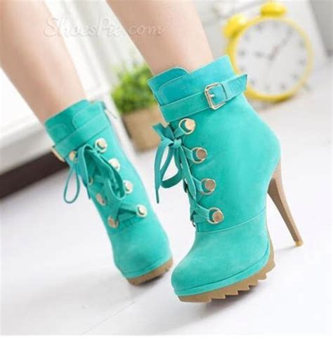 timberland boat shoes turquoise shoes boots heels turquoise wheretoget