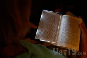 Light Wedge Lightwedge Led Book Light The Ultimate Reading Light