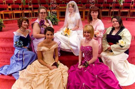 tangled theme prom tangled inspired wedding disney princess bridesmaids