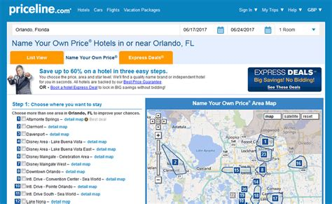 priceline bid priceline promo code 2018 2019 up to 60 express deals