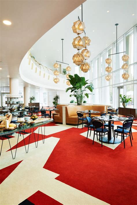 the durham north carolina hotel by commune places to eat