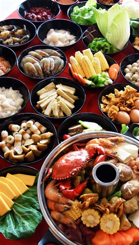new year steamboat steamboat pot