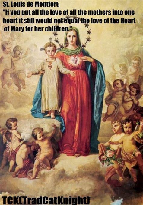 where do you put a st 87 best images about catholic saint louis de montfort on