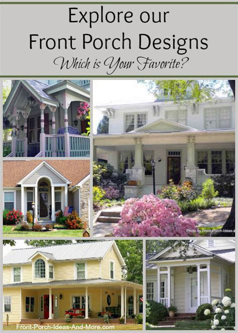front porch plans free front porch designs front porch ideas front porch plans