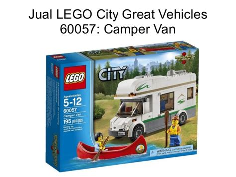 Jual Lego City Bekas jual lego city great vehicles 60057 cer