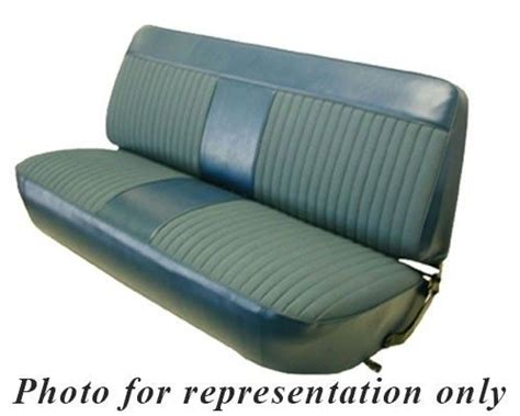 truck seat replacement upholstery 1973 79 ford f100 f150 f250 pickup truck bench seat