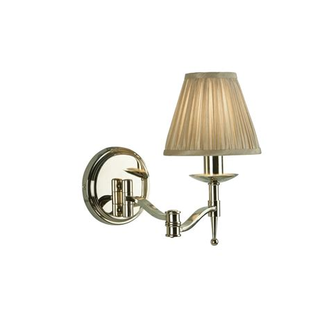 stanford swing interiors 1900 stanford single light swing arm wall