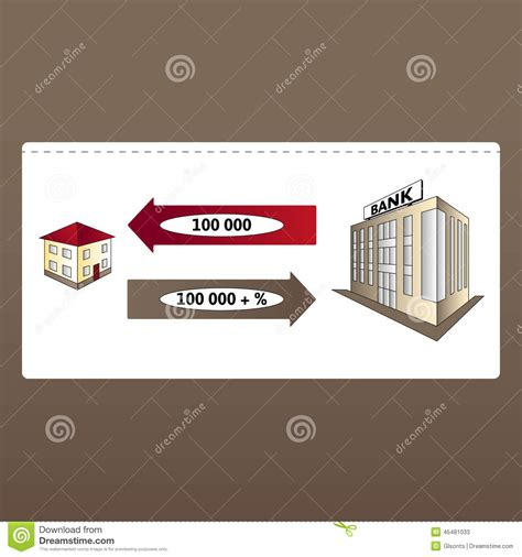 buying a house cash only infographics mortgage as a cash flow eps jpg stock vector image 45481033