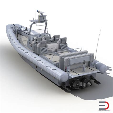 old zodiac boat models 3d model of naval special warfare rigid hull inflatable