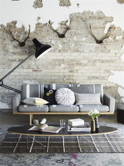 Wandgestaltung Mit Steinoptik by Wandgestaltung Schlafzimmer Ideen 40 Coole Wandfarben