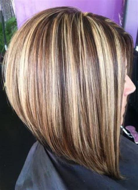 hairstyles with lowlights medium brown hair with blonde lowlights short hairstyle 2013