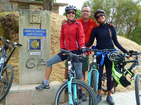 camino by bike the way of st guided portugal bike tours