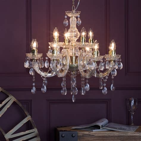 marie therese chandelier 12 light chandelier gold