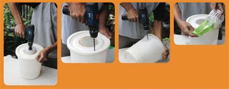 membuat hidroponik dutch bucket agromedia hidroponik cara mudah membuat instalasi dutch