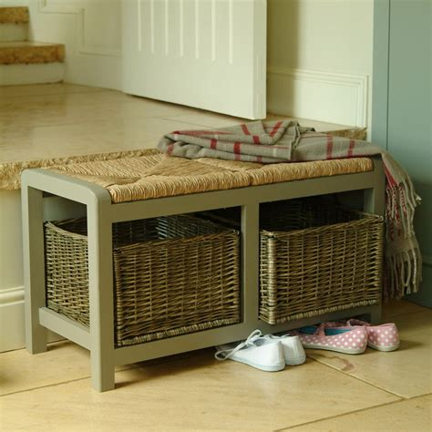 small storage bench with baskets small bench with storage baskets interior amp exterior benches storage bench with