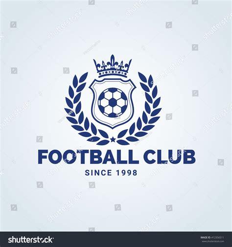 Soccer Club Logo Football Logo Vector Logo Template 412356511 Shutterstock Nightclub Logo Template