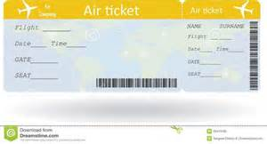 aviom template international plane ticket template search