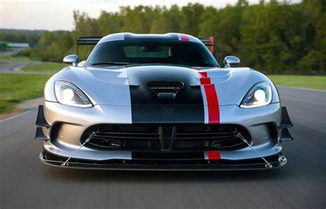 Dodge 2018 Price by 2018 Dodge Viper Price Gts R Coupe Carspotshow