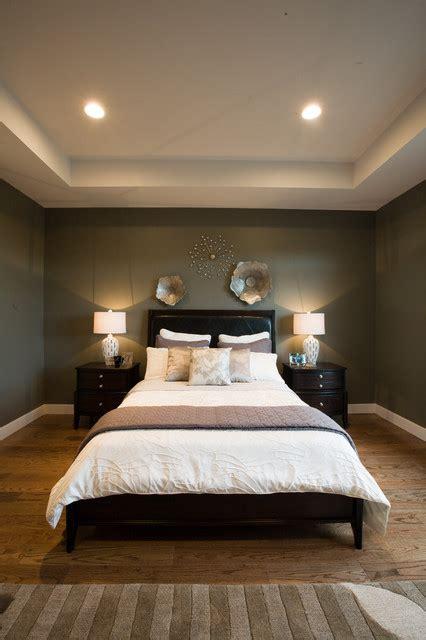dramatic bedroom designs dark walls