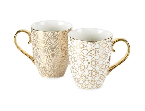 mug design studio tokyo design studio limited edition nippon gold set of 2