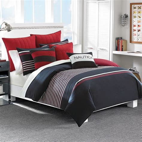 nautica queen comforter nautica mineola comforter and duvet sets from beddingstyle com
