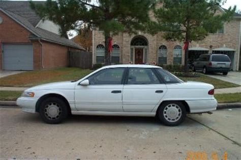 how to sell used cars 1993 mercury sable navigation system elliven11 1993 mercury sable specs photos modification info at cardomain