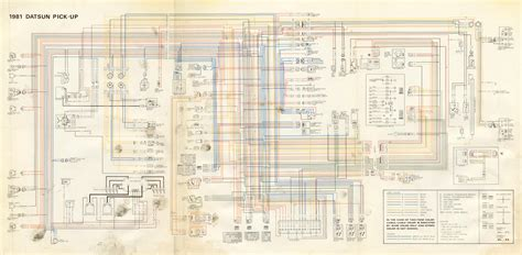 datsun 620 wiring diagram datsun 620 up wiring diagram wiring diagram with