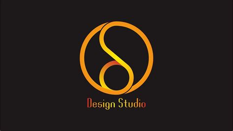 tutorial logo design studio d studio logo design coreldraw tutorial youtube
