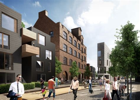 Sheffield To Get New Eco Homes by Work Starts On Uk S Passive House Development