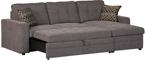 Sofa With Chaise And Sleeper by 15 Best Collection Of Sectional Sofas With Sleeper And Chaise