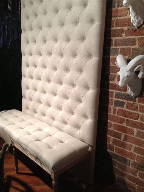 tufting walls  matching bench  images