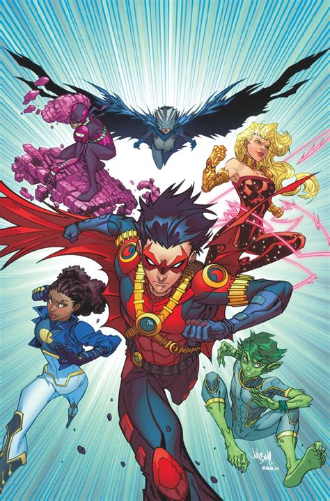 titans 2016 vol 2 dc comics solicitations for may 2016 ign