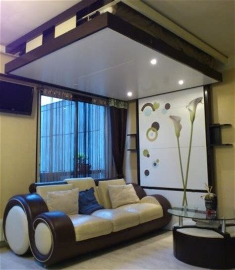 Bed Ceiling by Retractable Bed Rethink Modern