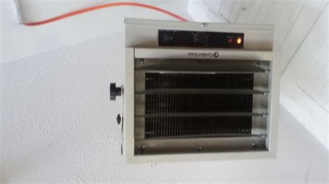 comfort zone garage heater garage heater stay warm while you work the stumps reviews