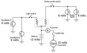 Lighting System Of A Car Pdf Series Parallel Dc Circuits Dc Electric Circuits Worksheets