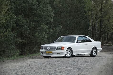 mercedes benz  class  sec amg classic driver