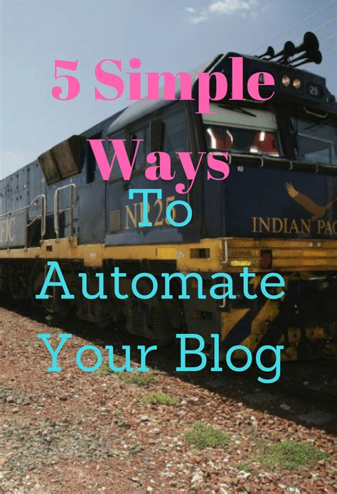5 simple ways to automate your