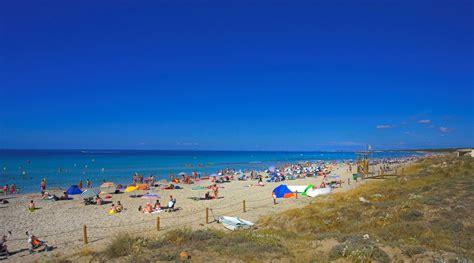 minorca appartamenti sulla spiaggia spiaggia di bou prenotare family hotel sulla costa