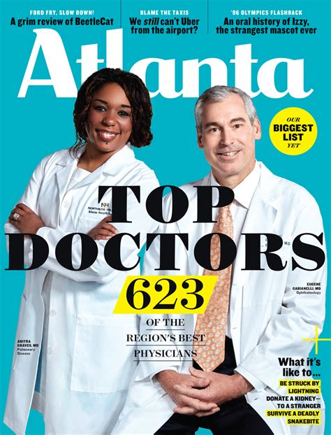 best doctor atlanta s top doctors 2016