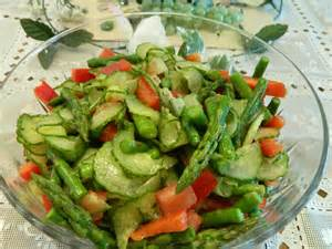 marinated vegetable salad recipe dishmaps