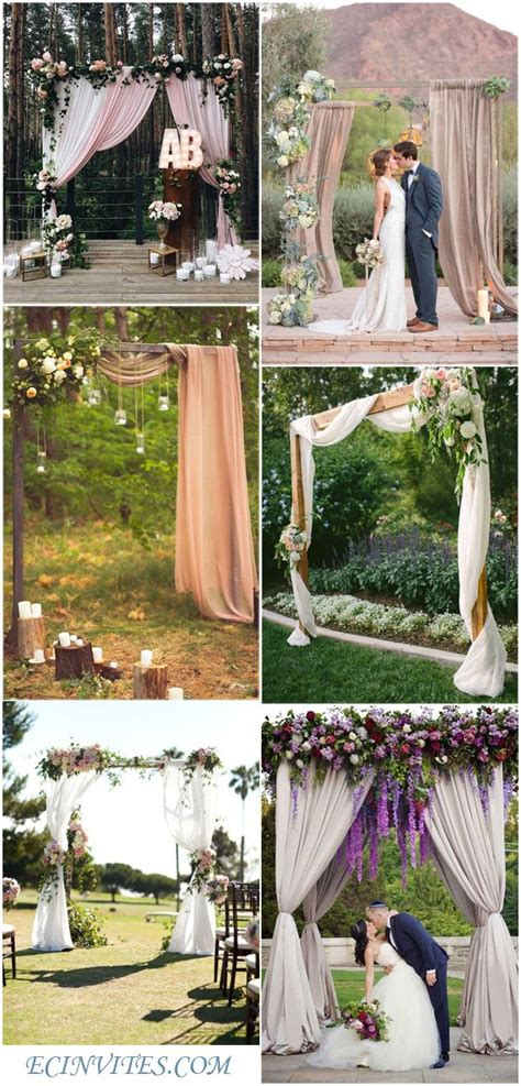 Wedding Arch Ideas Outdoor Weddings by 9 Best Wedding Arch Decoration Ideas Images On
