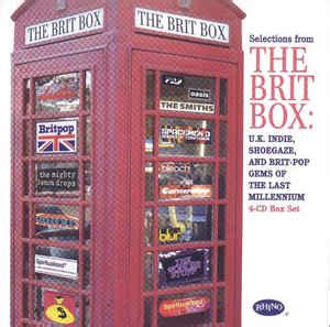 brit box various selections from the brit box u k indie