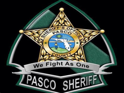 sheriff chris nocco of the pasco sheriff s office releases