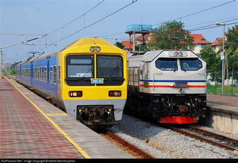 Ktm Railways Visit Malaysia With Malaysian Railway Ktm Myrokan