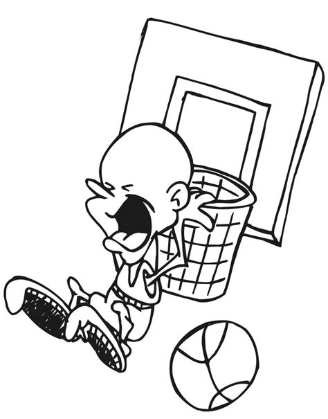 basketball coloring pages printable basketball coloring pages coloring home